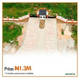 Residential Land for sale Nova Gardens Epe Road Epe Lagos