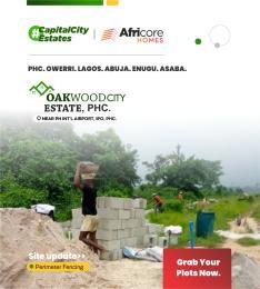 Mixed   Use Land Land for sale Oakwood Reserve Estate Ikwerre Port Harcourt Rivers