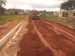 Residential Land Land for sale Fortress Estate before centenary Gate, Along Enugu -Ph expressway Enugu Enugu