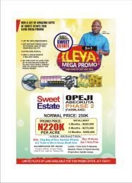 Commercial Land Land for sale Opeji Mawuko Abeokuta Ogun