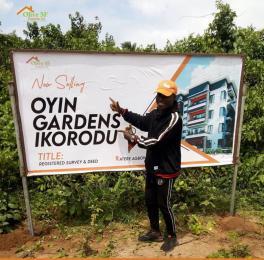 Mixed   Use Land Land for sale Atere Agbowa Ikosi  Ikorodu Lagos