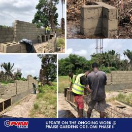 Mixed   Use Land Land for sale Praise Gardens Estate Phase 2 Odeomi LaCampaigne Tropicana Ibeju-Lekki Lagos