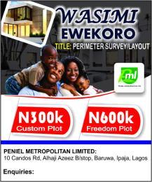 Serviced Residential Land Land for sale Wasimi Ewekoro Ewekoro Ogun