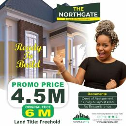 Mixed   Use Land Land for sale The North Gate Estate In A Built Up Area Majek Eti Osa Lekki Lagos Off Lekki-Epe Expressway Ajah Lagos