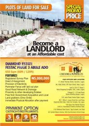 Residential Land Land for sale Behind  Chinese estate.  Festac Amuwo Odofin Lagos