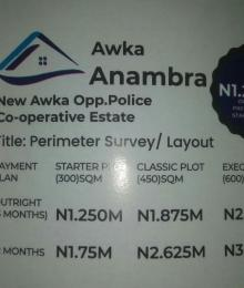 Serviced Residential Land Land for sale New Awka Opposite Police Co-operative Estate Awka South Anambra