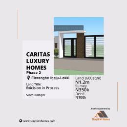 Mixed   Use Land Land for sale Eleranigbe, ibeju lekki Eleranigbe Ibeju-Lekki Lagos