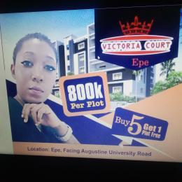 Mixed   Use Land Land for sale Victoria Court, Facing Augustine University  Epe Lagos