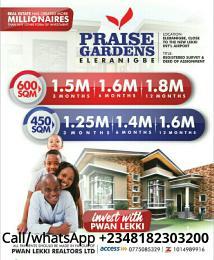 Residential Land Land for sale Close To New Lekki International Airport Eleranigbe Ibeju-Lekki Lagos