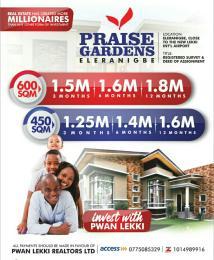 Serviced Residential Land Land for sale lgbogun Town LaCampaigne Tropicana Ibeju-Lekki Lagos