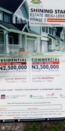 Serviced Residential Land Land for sale Ibeju Town  Eluju Ibeju-Lekki Lagos
