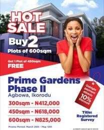 Residential Land Land for sale Agbowa community, Ikorodu Lagos  Ikorodu Ikorodu Lagos