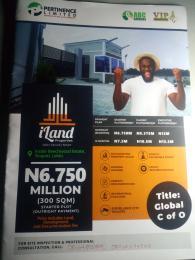 Serviced Residential Land Land for sale Beachwood Estate, Shapati, Lekki. Lekki Phase 1 Lekki Lagos