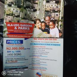 Residential Land Land for sale Ogbaku, Along Onitsha Owerri Road  Owerri Imo