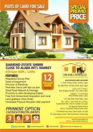 Residential Land Land for sale Diamond Estate Shibiri Close To Alaba International Market Lagos Ojo Lagos