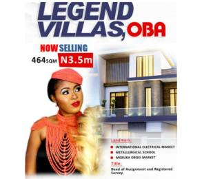 Residential Land Land for sale - Anambra Anambra