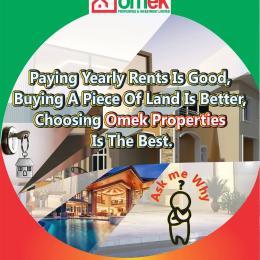 1 bedroom mini flat  Mixed   Use Land Land for sale Kobape Kajola Obafemi Owode Ogun
