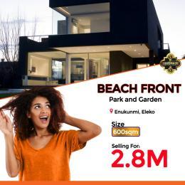 Land for sale Eleko Eleko Ibeju-Lekki Lagos