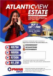 Serviced Residential Land Land for sale Odeomi  Ibeju-Lekki Lagos