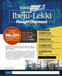 Land for sale RoseBerry Estate Ibeju Lekki Ibeju-Lekki Lagos