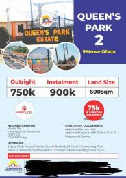 Mixed   Use Land Land for sale Mowo/Ofada  Berger Ojodu Lagos