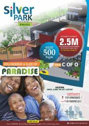 Mixed   Use Land Land for sale Silver Park Estate Emene Close To Caritas University By Adoration Ministries  Enugu Enugu