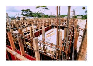Serviced Residential Land Land for sale Royal arcade estate behind Mayfair garden estate Awoyaya Ajah Lagos