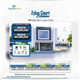 Residential Land for sale Bogije Oribanwa Ibeju-Lekki Lagos