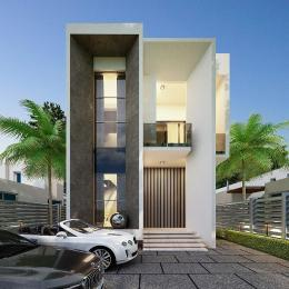 5 bedroom Detached Duplex House for sale Lekki County Estate by Chevron Toll Gate  Ikota Lekki Lagos
