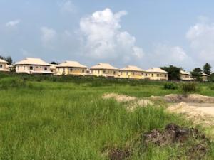 Serviced Residential Land Land for sale Chevron Drive, Besides Northern Foreshore Estate. chevron Lekki Lagos