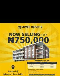 Residential Land Land for sale Igbogun Ibeju Lekki. Ibeju-Lekki Lagos