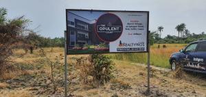 Residential Land Land for sale The Opulent Court, Igbogun Road, 5 mins Fr Lacampagne Tropicana Akodo Ise Ibeju-Lekki Lagos