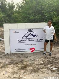 Residential Land Land for sale Kings Dominion Estate, 5mins from Lacampagne Tropicana Resort Akodo Ise Ibeju-Lekki Lagos