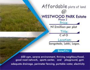 Land for sale SANGOTEDO, LEKKI, LAGOS Sangotedo Lagos