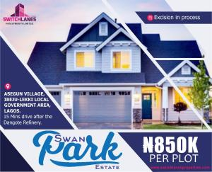 Mixed   Use Land for sale Asegun Village, Ibeju Lekki Lga Ibeju-Lekki Lagos