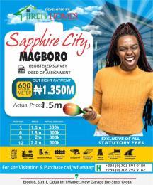 Mixed   Use Land for sale Marapa Makogi Extension Magboro Obafemi Owode Ogun