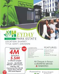 Mixed   Use Land for sale Bogije Ajah Bogije Sangotedo Lagos