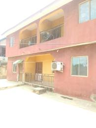 2 bedroom Blocks of Flats House for rent Off AIT road at kola Alagbado Abule Egba Lagos