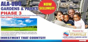 Residential Land for sale Ala Udo Phz 3 Owerri Imo