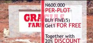 Commercial Land Land for sale Ketu Epe Road Epe Lagos