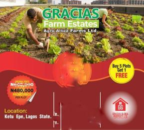 Tank Farm Commercial Property for sale Ketu Epe Road Epe Lagos