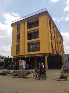 3 bedroom Blocks of Flats House for sale Mafoluku Airport Road Oshodi Lagos
