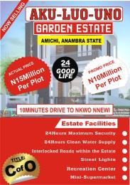 Residential Land Land for sale Nnewi South Anambra