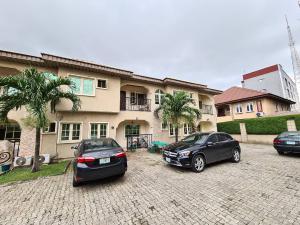 4 bedroom Terraced Duplex House for rent justice Coker estate  Agidingbi Ikeja Lagos