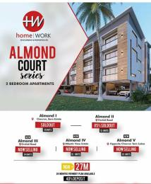 2 bedroom Shared Apartment Flat / Apartment for sale Alpha beach road  chevron Lekki Lagos