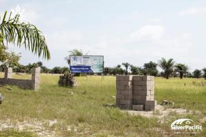 Residential Land Land for sale Okun Ise village and is situated on Folu-ise excision block layout, After Eleko LaCampaigne Tropicana Ibeju-Lekki Lagos