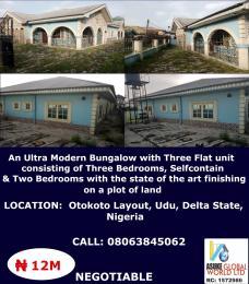 House for sale Otokutu layout Udu, Delta state Nigeria Udu Delta