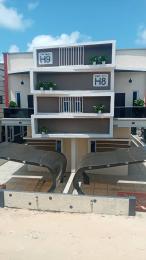 3 bedroom Terraced Duplex House for sale 3 bedroom Terrace in Jed court Estate By Lagos business School  Sangotedo Ajah Lagos