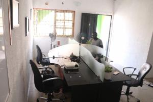 2 bedroom Office Space Commercial Property for shortlet Awoniyi Elemo  Airport Road Oshodi Lagos