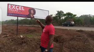 Residential Land Land for sale Excel villas Estate Ofeiyi Umudiawa Community Umuahia North Abia